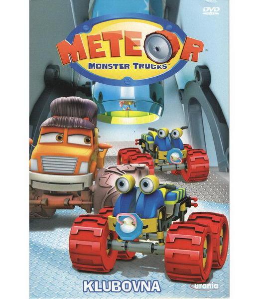 Meteor: Monster trucks - Klubovna - DVD
