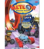 Meteor: Monster trucks - Meteor velí - DVD