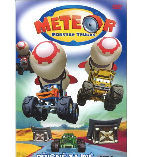 Meteor: Monster trucks - Přísně tajné - DVD