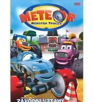 Meteor: Monster trucks - Závodní vztahy - DVD