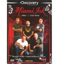 Miami Ink série 1. / část 1. - DVD