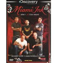 Miami Ink série 1. / část 2. - DVD