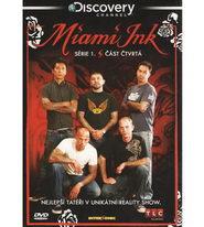 Miami Ink série 1. / část 4. - DVD
