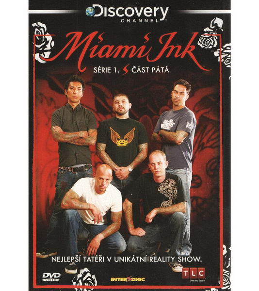 Miami Ink série 1. / část 5. - DVD