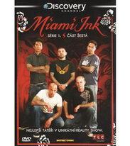Miami Ink série 1. / část 6. - DVD