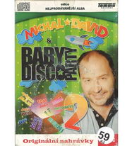 Michal David - Baby disco party 2 - CD bazarové zboží
