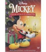 Mickey - Co se stalo o Vánocích - DVD plast