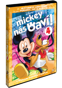 Mickey nás baví! - disk 4. - DVD