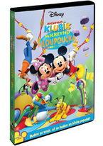 Mickeyho klubík: Mickeyho hloupoučká dobrodružství - DVD
