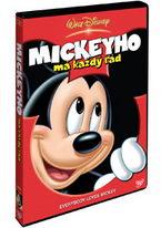 Mickeyho má každý rád - DVD plast