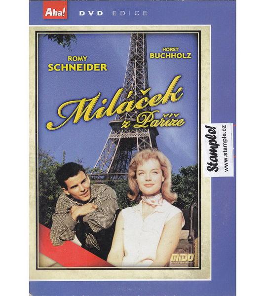 Miláček z Paříže - DVD