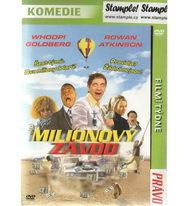 Milionový závod - DVD