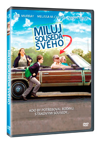 Miluj souseda svého DVD