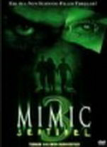 Mimic 3: Sentinel - DVD