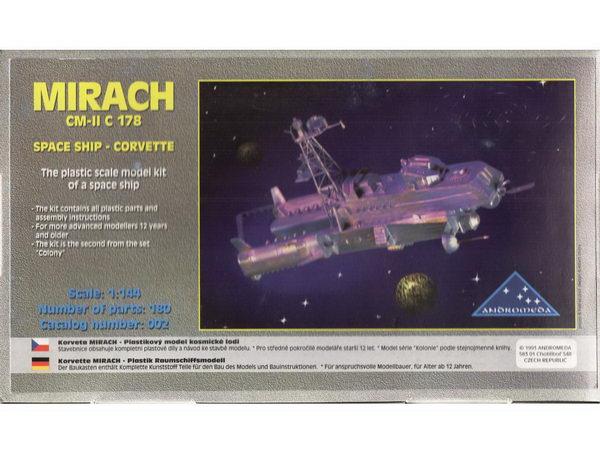 Mirach CM-II C 178 Korveta