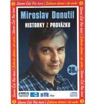 Miroslav Donutil - Historky z provázku - CD