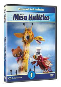 Míša Kulička 1. DVD