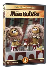 Míša Kulička 2. DVD