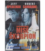 Mise škorpion - DVD