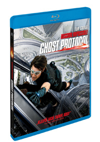 Mission: Impossible Ghost Protocol (Blu-ray)