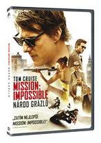 Mission: Impossible - Národ grázlů - DVD