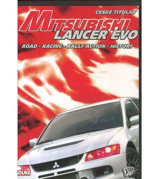 Mitsubishi Lancer EVO - DVD