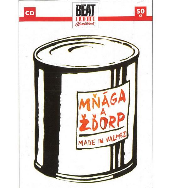 Mňága a Žďorp - Made in Valmez - CD