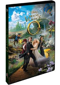 Mocný vládce Oz DVD