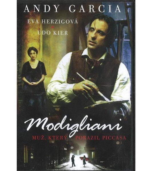 Modigliani - DVD