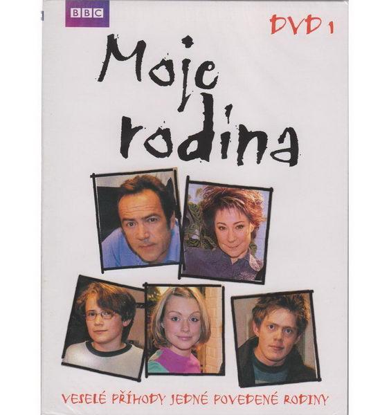 Moje rodina DVD 1
