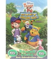 Moji kamarádi Tygr & Pú - Svět kolem nás - DVD