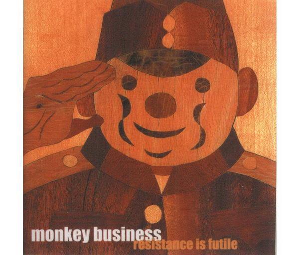 Monkey Business - Resistance is Futile - CD