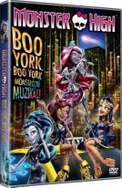 Monster High: Boo York - DVD