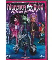 Monster High: Příšerky přicházejí - DVD