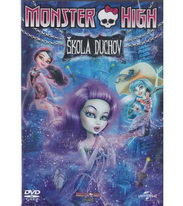 Monster High: Škola duchů - DVD