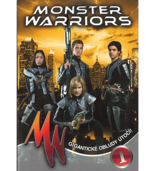 Monster warriors DVD 1