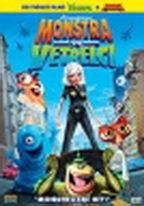 Monstra vs. Vetřelci - DVD plast