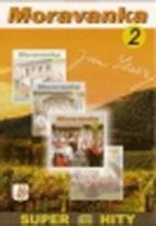 Moravanka - Super hity 2 (CD) - DVD