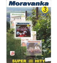 Moravanka - Super hity 3 - CD