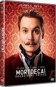 Mortdecai: Grandiózní případ - DVD