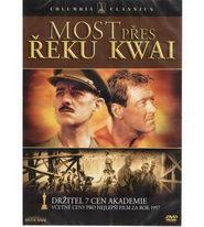 Most přes řeku Kwai - DVD