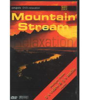 Mountain Stream - Relaxation - DVD
