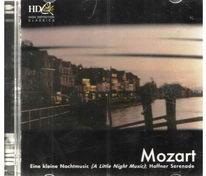 Mozart - Eine kleine Nachtmusic, Haffner Serenade - CD
