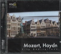 Mozart, Haydn - City dedications - CD