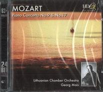Mozart - Piano Concerto no. 9 / no. 17 - CD
