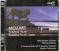 Mozart - Symphony No. 40, Symphony No. 41, Jupiter - CD