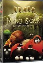 Mrňouskové - Údolí ztracených mravenců - DVD plast