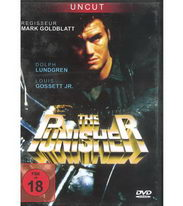 The Punisher / Mstitel ( originální znění EN, DE ) plast DVD