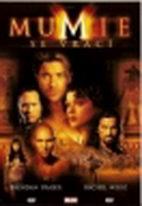 Mumie se vrací - DVD
