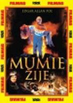 Mumie žije - DVD pošetka